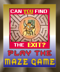 Play the Maze Game to free the Minotaur today!