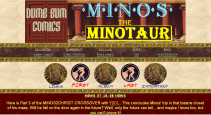 The Minotaur Old Website Nostalgia