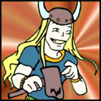 Thor the Norse Thunder God character picture